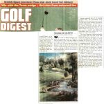 1984 - Article - July - Golf Digest
