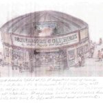 2009 - Museum Kiosk sketches