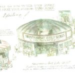009 - Museum Kiosk sketches (2)