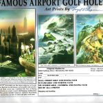 Advert - Infamous Airport Golf Holes