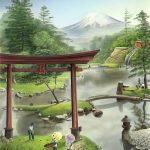 No. 6 - Fujiyama Gardens C. C.